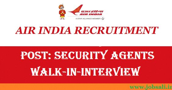 air india recruitment 2016,air india recruitment through gate 2016 - security agent sample resume