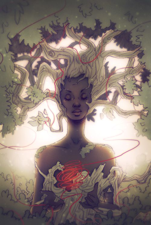 Mother Earth by *Peppermint-Pinwheel