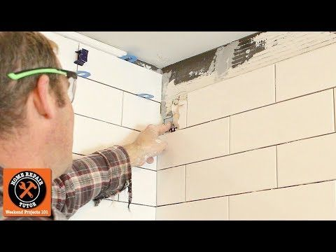 Today We Share How To Replace A Broken Tile On A Shower Wall Our