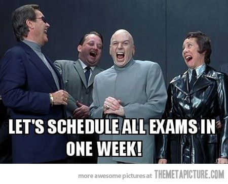 how i imagine my teachers