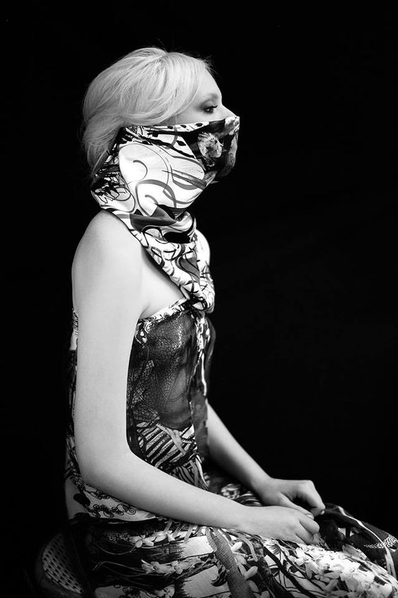 Scarves 2013 Advertising Campaign shot by Mathieu César.