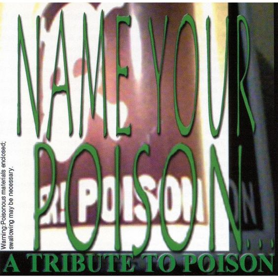 Various Artists - Name Your Poison: A Tribute to Poison (CD)