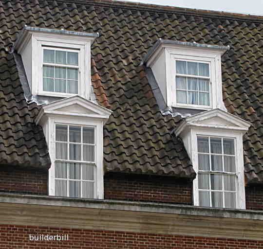 Dormer windows the o 39 jays and search on pinterest for Different types of dormers