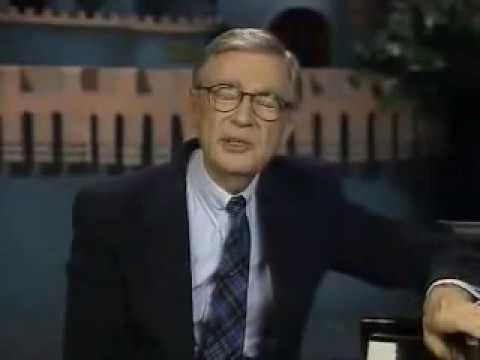 How Mr Rogers Said Farewell Mr Rogers Rogers How To Memorize Things