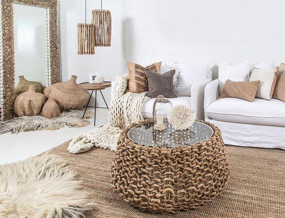 d co salon boheme id es d co salon pinterest. Black Bedroom Furniture Sets. Home Design Ideas