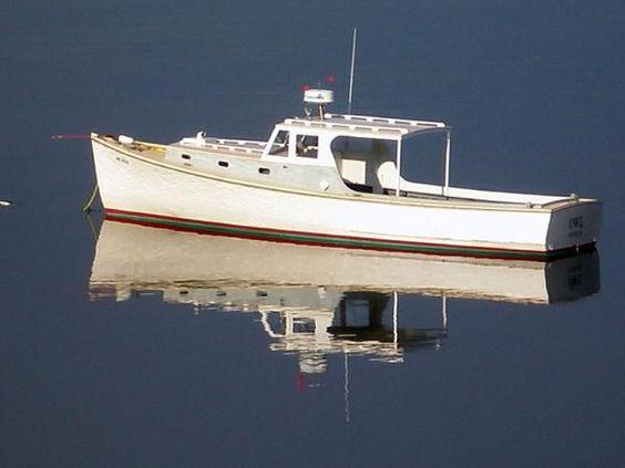 Newbert and wallace 36 stuff i like pinterest photo for Downeast fishing gear