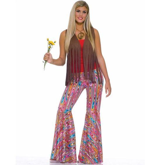 70'S Women Fashion | 70's Hippie Women Clothing Fashion ...