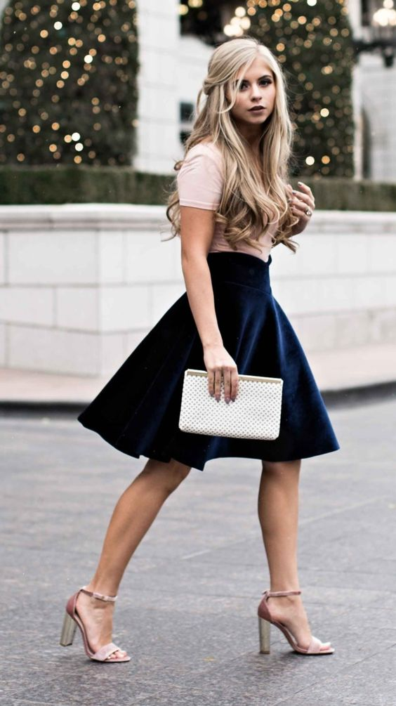 Hot Christmas Party Outfits Ideas