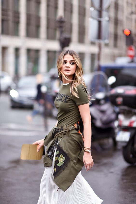 Thássia em Paris_Alta Costura_Look Versace_4