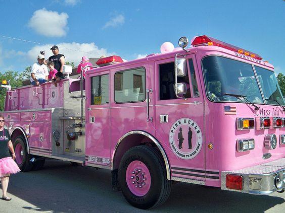 Pink Firetruck: