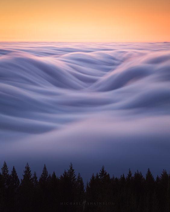 Cloudwave (California) by Michael Shainblum - 500px