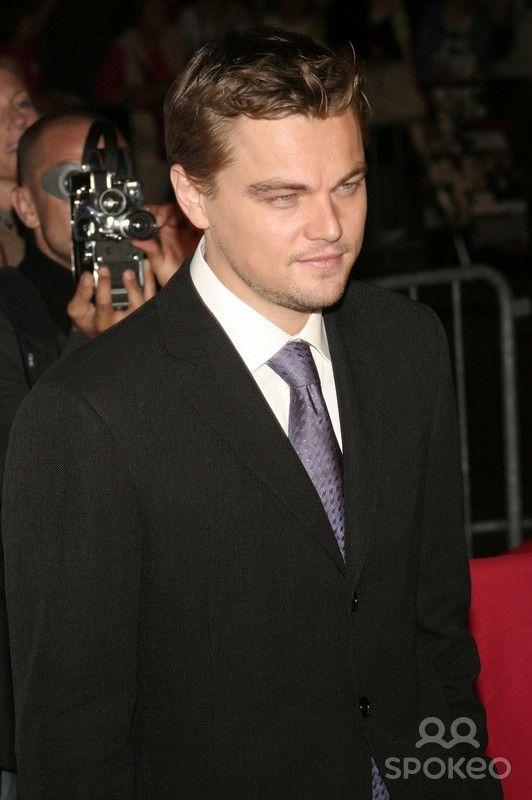 "New York, NY September 26 2006 Leonardo DiCaprio Warner Bros. Pictures Premiere Of ""The Departed"" - Arrivals Digital Photo by Steve Mack-PHOTOlink.net"