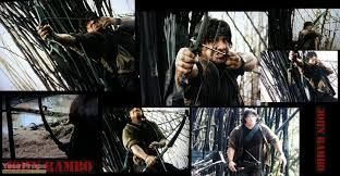 Image result for john rambo bow