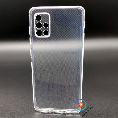 گارد ژله ای شفاف فول کاور سامسونگ Galaxy A51 Samsung Samsung Galaxy Transparent