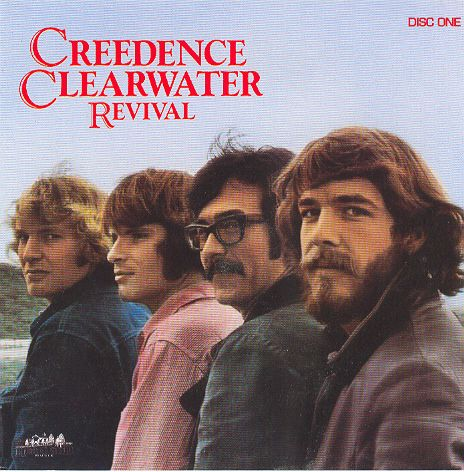 Creedence Clearwater Revival - It doesn't get any better.