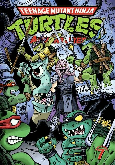 Teenage Mutant Ninja Turtles TMNT IDW