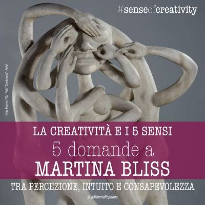 Ogni intervista ha la sua storia e con Martina Bliss (fondatrice di ARTWORT) tutto è nato da una mail.  Se in internet incrocio qualcosa che mi piace, sento il bisogno di condividere il mio entusiasmo e allora invio mail di complimenti. Ed è quello che ho fatto con ARTWORT. Scrissi una mail alla redazione per dire che il progetto mi piaceva molto e Martina mi rispose.    ARTWORT è Condivisione, Collaborazione, Contaminazione.  #senseofcreativity #interview
