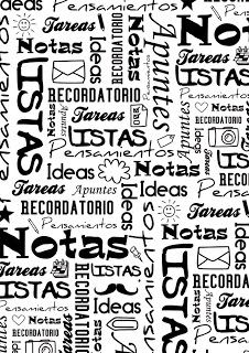 la vida en scrap: Diseño para portada de libreta