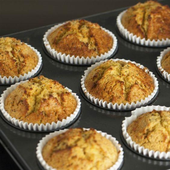 Gluten-Free Banana Muffins | Work It, Mom!