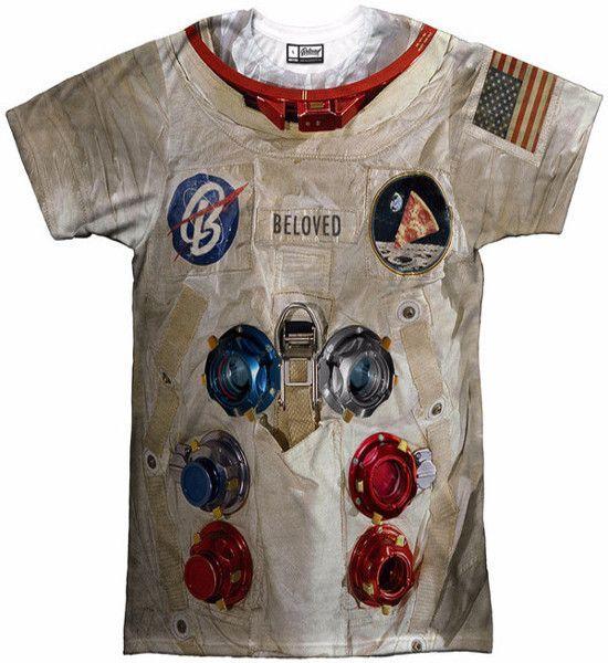 Astronaut Suit Men's Tee