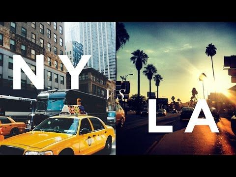 Major Difference Living in New York Vs Los Angeles - YouTube