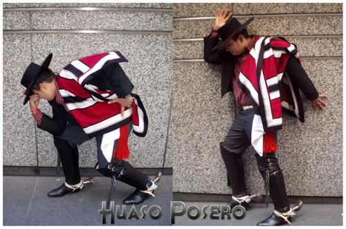 huaso posero | this must e the urban version of