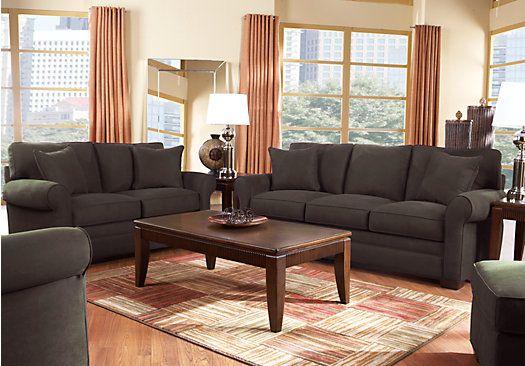 Cindy crawford living room sets and cindy crawford home on pinterest for Cindy crawford living room set