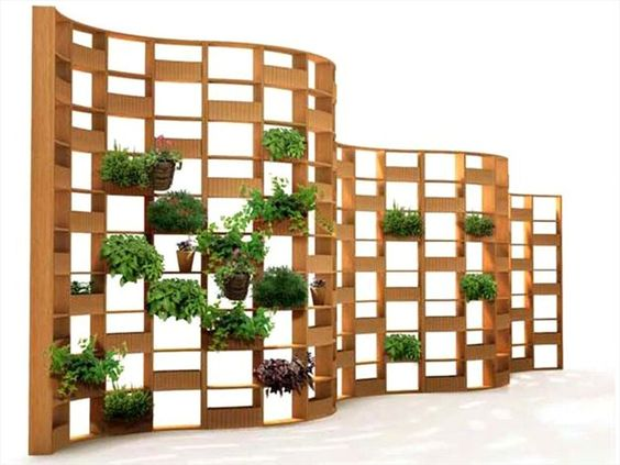 cloison de jardin green wall deesawat industries co cloison modulaire pinterest jardins. Black Bedroom Furniture Sets. Home Design Ideas