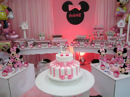 Festa Da Minnie Rosa 55 Fotos E Dicas Para Uma Decoracao Perfeita