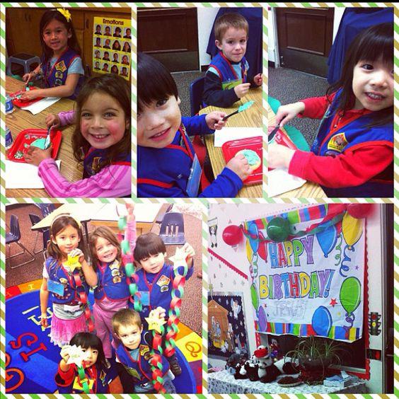 Sunday School Christmas Party Games: Happy Birthday Jesus Party #AWANA