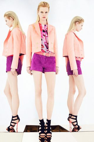 Emilio Pucci Resort 2014 Collection Slideshow on Style.com