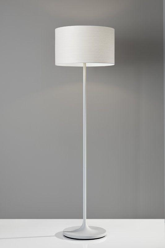 Karen 60 Floor Lamp Floor Lamp White Floor Lamp Traditional