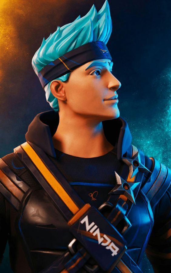 Ninja Fortnite Skin Gaming Wallpapers Best Gaming Wallpapers Ninja Wallpaper