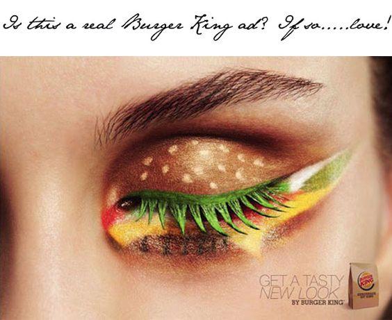 """Burger King advert from Netherlands"""