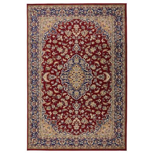 tapis poils ras vedbaek rugs ikea rug