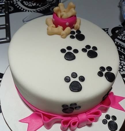 Dog lover cake Cakes n cupcakes Pinterest Dog lovers ...