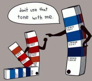 Pantone humor...haha!!