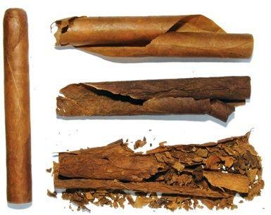 Cigar components