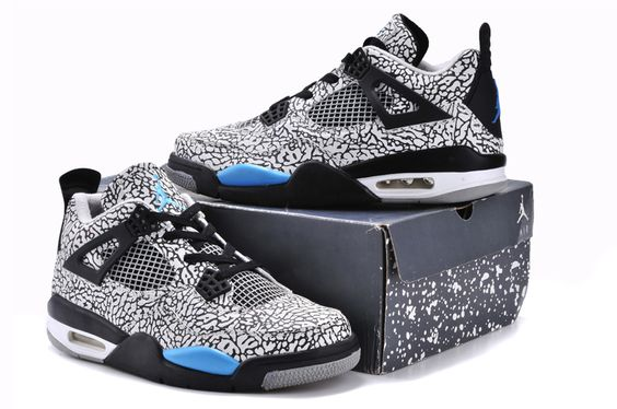 volo jordan - Air Jordan 4 Retro 3Lab5 Elephant Print Custom for Sale $105.99 ...