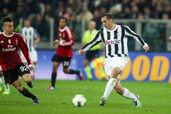 Giorgio Chiellini ⚽ Juventus