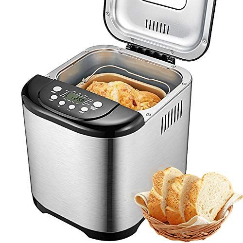 9 Best Bread Machine For Gluten Free Bread Plus 1 To Avoid 2020