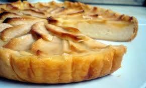 Tarta de manzana Utilisima