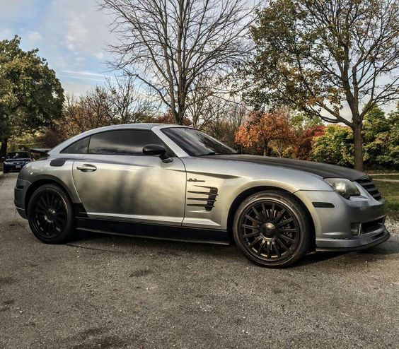 Crossfire And Chrysler Crossfire On Pinterest