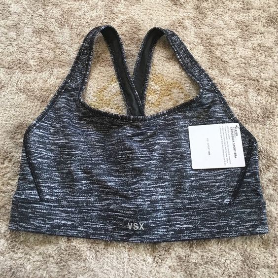 BNWT Victoria's Secret workout sports bra BNWT Victoria's Secret workout sports bra size small. Not padded. Medium support. Add to a bundle for a discount or submit an offer below.  Victoria's Secret Other