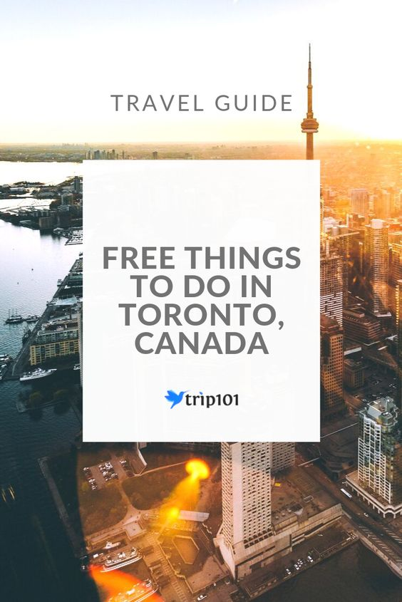 Free Things To Do In Toronto Canada Free Things To Do Things To Do Free Things