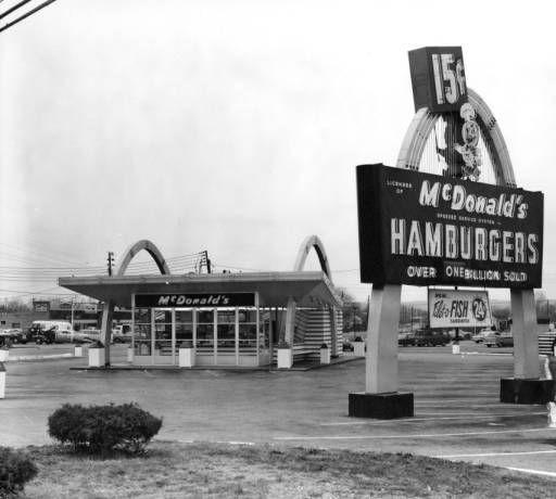 mcdonalds on jefferson davis highway