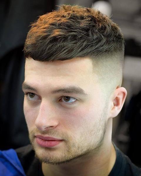 Man Hair Style Army Cut