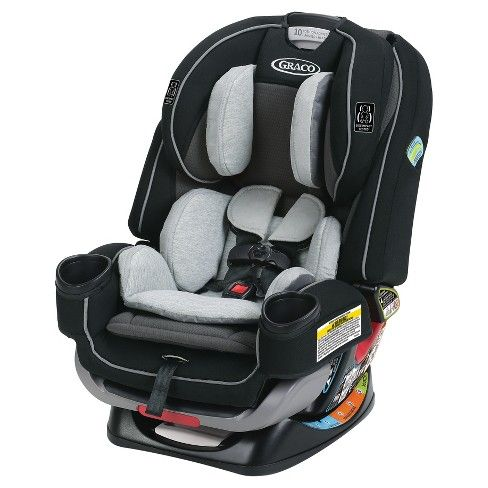 Graco 4ever Extend2fit 4 In 1 Convertible Car Seat Baby Car Seats Car Seats Convertible Car Seat