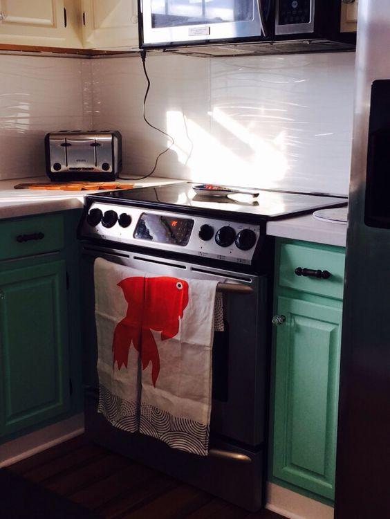 Kitchen rags