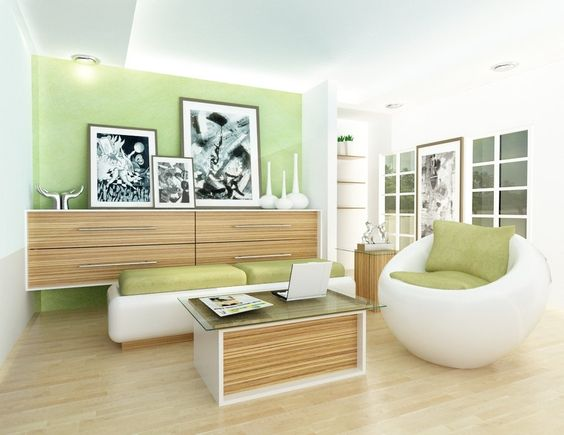Amazing Contemporary Living Room by Jennomarco 1